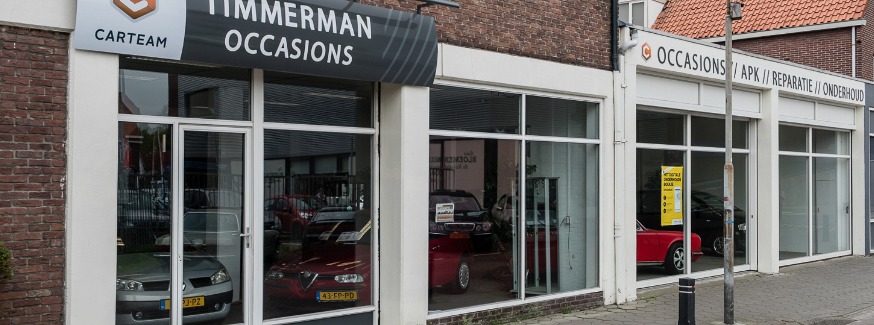 Carteam Autobedrijf Timmerman